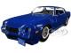 Billy's Chevrolet Camaro Z28 Dark Blue Collectible Coin Stranger Things 2016 TV Series 1/24 Diecast Model Car Jada 31110