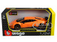 Lamborghini Huracan Performante Metallic Orange 1/24 Diecast Model Car Bburago 21092
