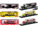 Auto Haulers Release 35 Set 3 Trucks Limited Edition 5800 pieces Worldwide 1/64 Diecast Models M2 Machines 36000-35