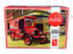 Skill 3 Model Kit 1923 Ford Model T Delivery Coca Cola 1/25 Scale Model AMT AMT1024