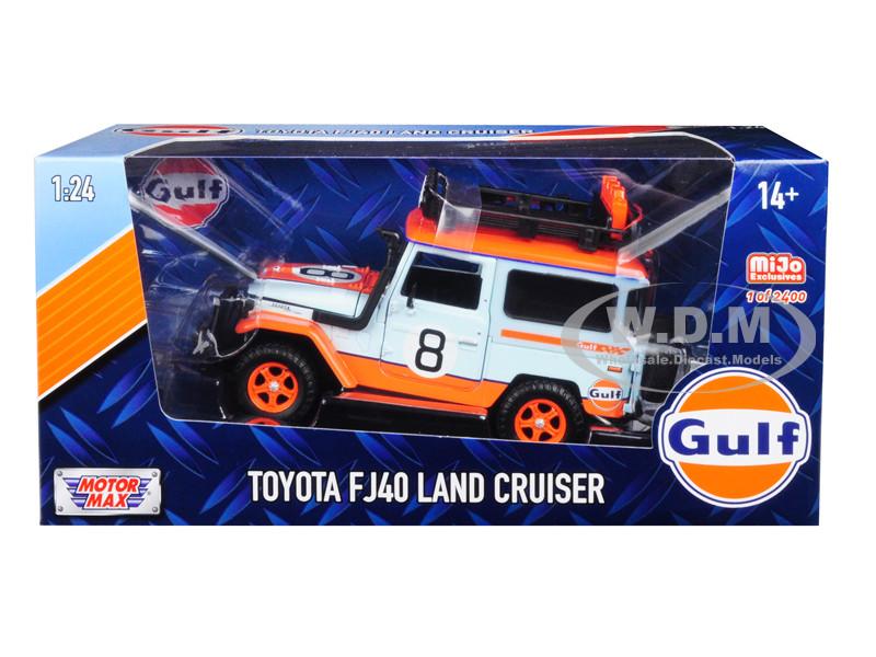 Toyota FJ40 Land Cruiser #8