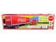 Skill 3 Model Kit Fruehauf FB Beaded Panel Van Trailer Coca Cola 1/25 Scale Model AMT AMT1109