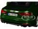 Audi RS 5 Coupe Metallic Green Black Top 1/24 Diecast Model Car Bburago 21090