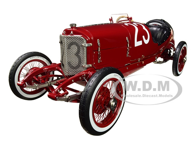 Mercedes Benz Targa Florio #23 Alfred Neubauer Targa Florio 1924 Limited Edition 600 pieces Worldwide 1/18 Diecast Model Car CMC 186