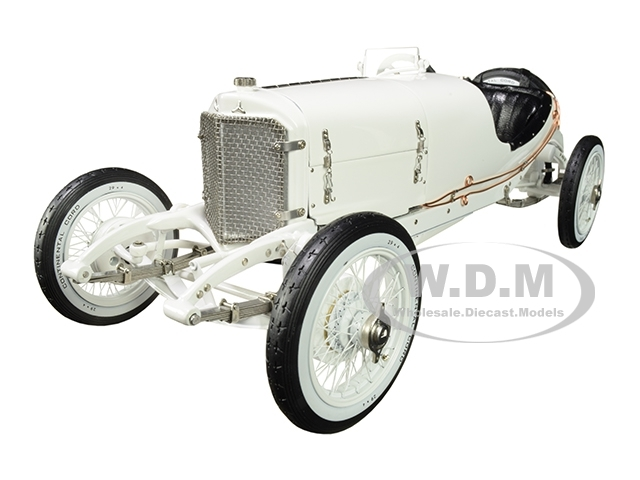 1924 Mercedes Benz Targa Florio White 1/18 Diecast Model Car CMC 206