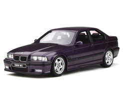 BMW E36 M3 Daytona Violet Limited Edition 2500 pieces Worldwide 1/18 Model Car Otto Mobile OT307