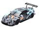 Porsche 911 RSR #77 Campbell Ried Andlauer Dempsey-Proton Racing LMGTE Am 24H Le Mans 2018 1/18 Model Car Spark 18S397