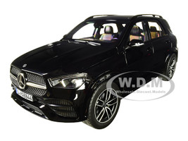 2019 Mercedes Benz GLE Black 1/18 Diecast Model Car Norev 183462