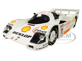 Porsche 962 C #17 Hans-Joachim Stuck Shell Winner Supercup Nurburgring 1987 1/18 Diecast Model Car Norev 187412