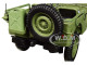 1942 Jeep Green 1/18 Diecast Model Car Norev 189013
