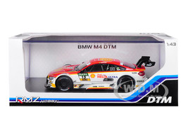 BMW M4 DTM #15 Shell 1/43 Diecast Model Car RMZ City 440998 C
