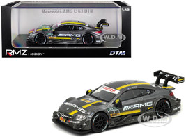 Mercedes AMG C 63 DTM #3 1/43 Diecast Model Car RMZ City 440999 B