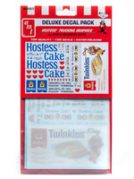 Hostess Trucking Decals Bonus Billboard Decal for 1/25 Scale Models AMT MKA036