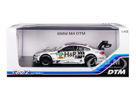 BMW M4 DTM #31 H&R 1/43 Diecast Model Car RMZ City 440998 E