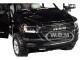 2019 RAM 1500 Laramie Crew Cab Pickup Truck Black 1/24 Diecast Model Car Motormax 79357