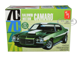 Skill 2 Model Kit 1970 1/2 Baldwin Motion Chevrolet Camaro 1/25 Scale Model by AMT AMT855M