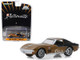 1969 Chevrolet Corvette Gold AstroVette NASA Apollo XII Astronaut's Hobby Exclusive 1/64 Diecast Model Car Greenlight 30073