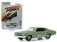 1970 Chevrolet Chevelle Green Vanishing Point 1971 Movie Hollywood Series Release 25 1/64 Diecast Model Car Greenlight 44850 B