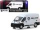 2018 Dodge Ram ProMaster 2500 Cargo High Roof Van White Police Transport Vehicle 1/43 Diecast Model Car Greenlight 86168