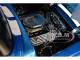 1956 Ford F-100 Pickup Truck Metallic Light Blue White Stripes Extra Wheels Just Trucks Series 1/24 Diecast Model Car Jada 31541