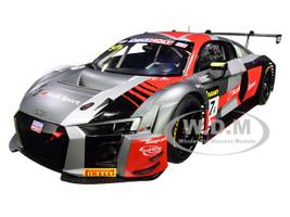 Audi R8 LMS #37A Dries Vanthoor Robin Frijns Stuart Leonard Winners Bathurst 12 Hours 2018 1/18 Model Car Autoart 81800