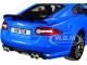 Jaguar XKR-S Metallic Blue 1/24 Diecast Model Car Bburago 21063