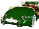 1951 Jaguar XK 120 Roadster Green 1/24 Diecast Model Car Bburago 22018