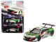 Honda NSX GT3 #30 Castrol 24 Hours of Spa 2018 Limited Edition 3600 pieces Worldwide 1/64 Diecast Model Car True Scale Miniatures MGT00051