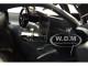Letty's Dodge Viper SRT 10 Black Fast & Furious Movie 1/24 Diecast Model Car Jada 30731