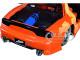 Orange Julius' Mazda RX-7 Fast & Furious Movie 1/24 Diecast Model Car Jada 30747