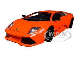 Roman's Lamborghini Murcielago Orange Fast & Furious Movie 1/24 Diecast Model Car Jada 30765