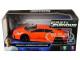 Roman's Lamborghini Murcielago Orange Fast & Furious Movie 1/24 Diecast Model Car Jada 30765