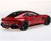 Aston Martin Vantage Hyper Red Carbon Top 1/18 Model Car Top Speed TS0184