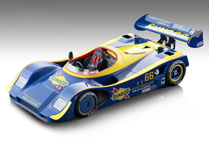 Porsche 966 #66 John Paul Jr Slater Sunoco 500 Km Road America 1993 Mythos Series Limited Edition 120 pieces Worldwide 1/18 Model Car Tecnomodel TM18-134 A