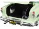 1953 Chevrolet Bel Air Open Convertible Surf Green 1/18 Diecast Model Car Sunstar 1624