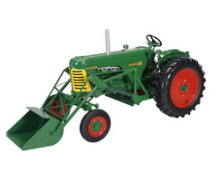 Oliver Super 88 Wide Front with Loader Green Classic Series 1/16 Diecast Model SpecCast SCT701