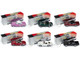Johnny Lightning Collector's Tin 2019 Release 2 Set of 6 Cars Johnny Lightning 50th Anniversary Limited Edition 2168 pieces Worldwide 1/64 Diecast Models Johnny Lightning JLCT002