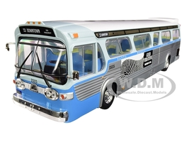 1960's General Motors TDH #33 Intercity Bus Lines Santa Monica California Speed 1994 Movie 1/43 Diecast Model Greenlight 86544