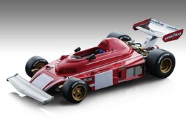 Ferrari 312 B3 Test Car Clay Regazzoni Formula 1 Monza GP 1974 Mythos Series Limited Edition 120 pieces Worldwide 1/18 Model Car Tecnomodel TM18-89 C