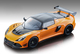 2018 Lotus Exige 380 Cup Orange Carbon Mythos Series Limited Edition 90 pieces Worldwide 1/18 Model Car Tecnomodel TM18-112 B