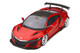 Honda NSX LB-Works Candy Red Carbon Top 1/18 Model Car GT Spirit GT245