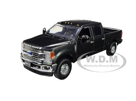 Ford F-250 Crew Cab Super Duty Pickup Truck Magnetic Gray 1/50 Diecast Model First Gear 50-3416