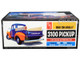 Skill 2 Model Kit 1950 Chevrolet 3100 Pickup Truck Union 76 2 in 1 Kit Skill 2 1/25 Scale Model AMT AMT1076