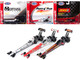 2019 NHRA TFD Top Fuel Dragster Release 2 Set of 3 pieces 1/64 Diecast Model Cars Autoworld AW64006