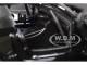 Mercedes AMG GT3 Black 1/24 Diecast Model Car Motormax 73386