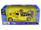 Maisto Wrecker Tow Truck Yellow Koolsville Taxi Co All Stars Elite Transport Series 1/24 Diecast Model Maisto 32993