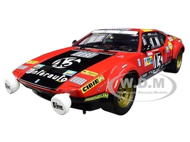 De Tomaso Pantera #43 Pierre Rubens Le Mans 1975 1/18 Diecast Model Car Kyosho 08855 A