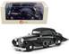 1938 Maybach SW38 Cabriolet A Spohn Top Up Black Limited Edition 250 pieces Worldwide 1/43 Model Car Esval Models EMGEMB436 B