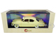 1953 Kaiser Frazer Manhattan 2-Door Sedan Yellow Limited Edition 250 pieces Worldwide 1/43 Model Car Esval Models EMUS43047 B