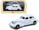 1934 Duesenberg Sedan by A.H. Walker Open Lights Gray Limited Edition 250 pieces Worldwide 1/43 Model Car Esval Models EMUS43081 A